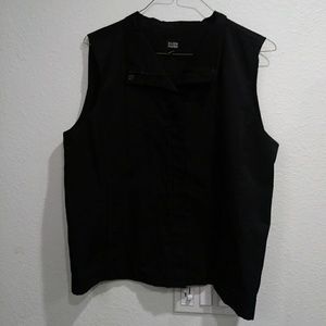 Eileen Fisher Light Weight Vest - Large